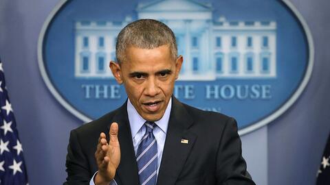 El presidente Barack Obama promulgó la ley que ha molestado a China