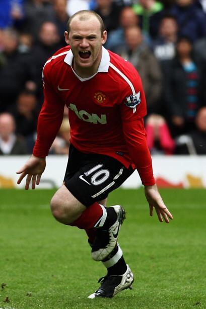 El 'niño malo', Wayne Rooney, es un puesto fijo. Dueño de la camiseta co...