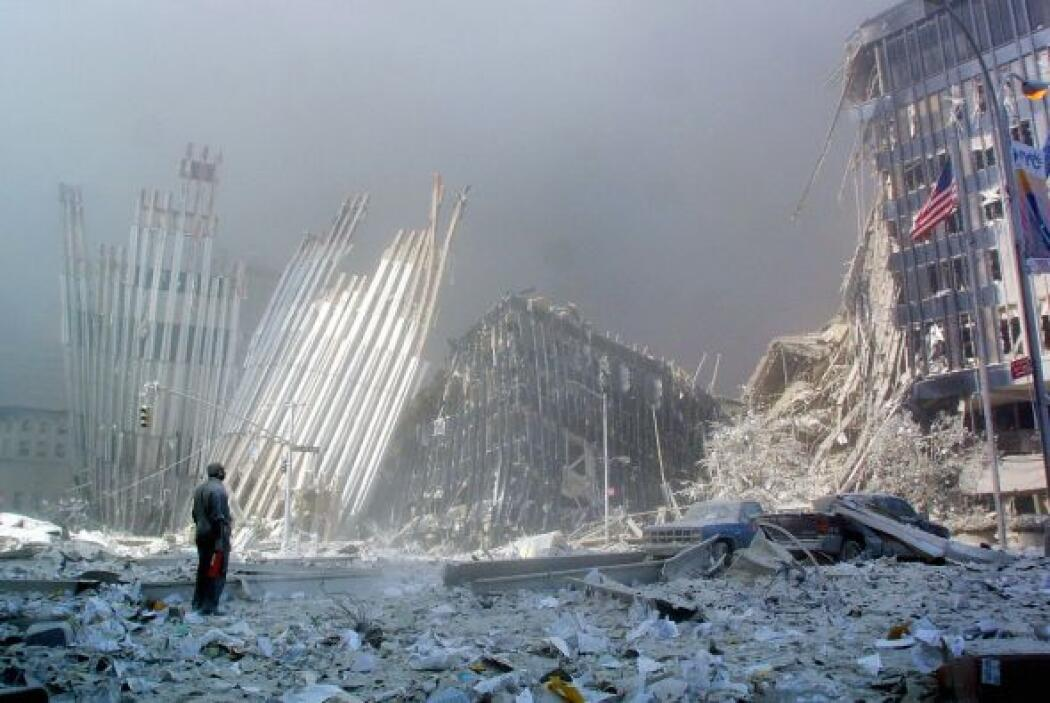 El mundo nunca fue el mismo después de aquel trágico día. Nuevas medidas...