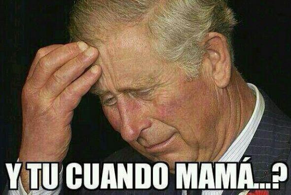 Y no solo se han acordado de la Casa Real española. El príncipe Carlos d...