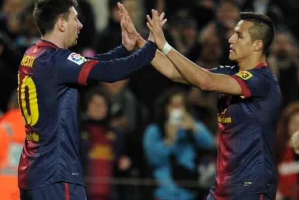 El Barcelona ganó un partido poco complicado al Deportivo La Coruña, al...