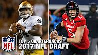 Top 5 Quarterbacks para el Draft 2017 de la NFL