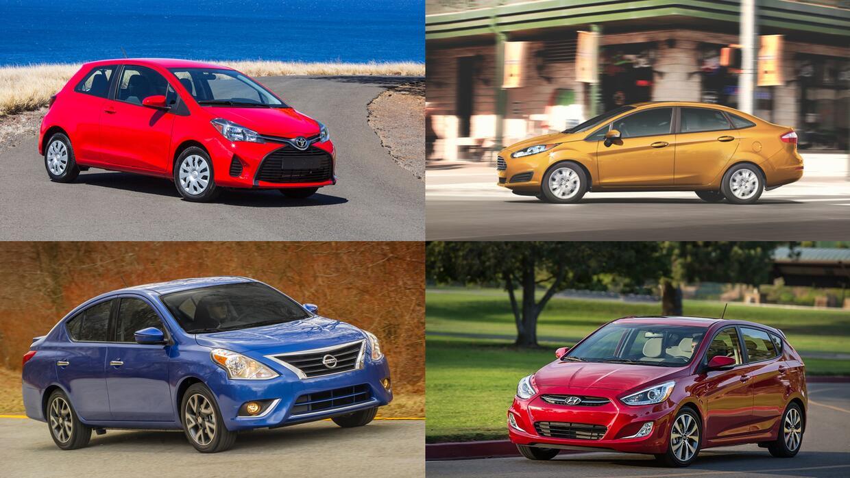 Los 10 mejores autos que puedes comprar por menos de 250 dólares al mes