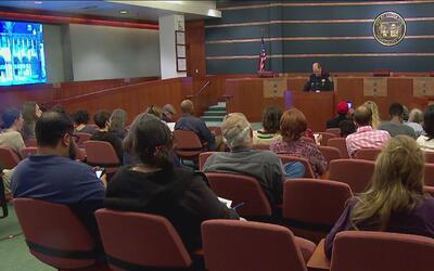 Policía de Culver City afirma que su postura es proteger a cada uno de l...