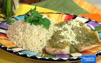 Las recetas en la Cuaresma en la cocina de Karla