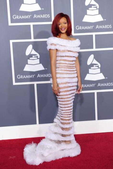 Está bien que Rihanna tenga unas curvas dignas de ser presumidas, pero c...