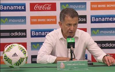 """Juan Carlos Osorio: """"Si algo se destaca de los mexicanos es su valentía..."""
