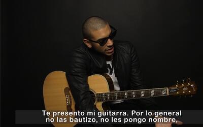 Manuel Medrano y su guitarra son nuestros #relationshipgoals