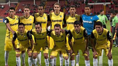 Comunicaciones, tricampeón de Guatemala.