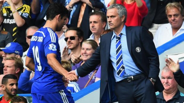Mourinho ha declarado en repetidas ocasiones su descontento porque Costa...