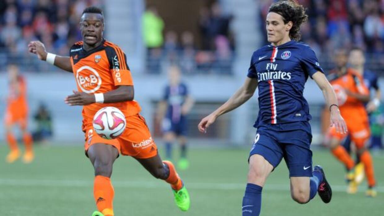 El conjunto parisino ya está a un punto del líder Marsella en la Ligue 1.