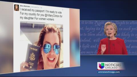 Alicia Machado agradece a Hillary Clinton por defenderla de Trump