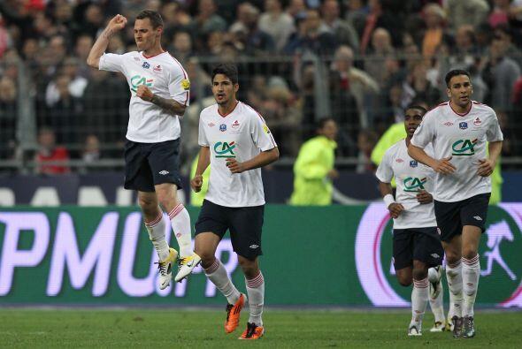 Obraniak marcó el gol del triunfo para que el Lille se quedara con el tr...