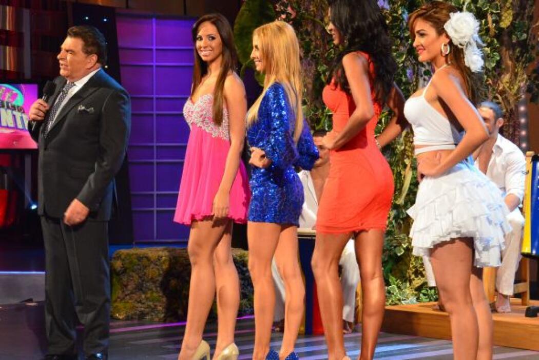 Llegó el momento... ¿Quién se iba a convertir en la próxima Miss Modelo...