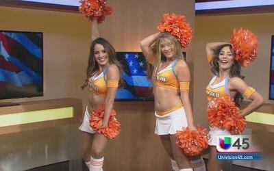 Así nos bailaron las chicas del Dynamo