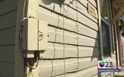 Crisis por la falta de vivienda para personas de escasos recursos en Dallas