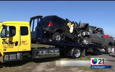 Tres fatalidades en accidente de tránsito