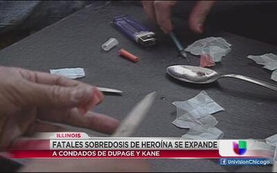 Continúan los casos de sobredosis de heroína