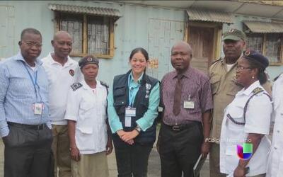 Las proyecciones de la OMS sobre el ébola son alarmantes