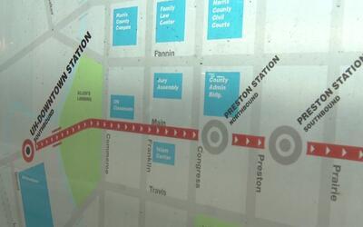 Infórmese sobre el cierre de calles en Houston durante el Super Bowl