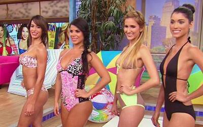 Las tendencias más sexys en trajes de baño para este verano
