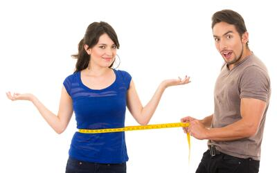 Perder peso en pareja