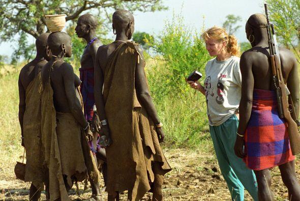 Un viaje planeado para 18 meses en un tour de África, se convirti...