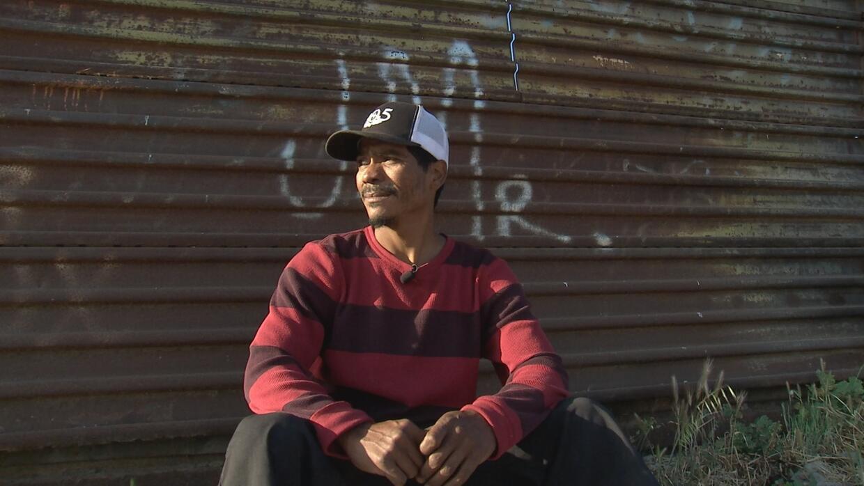 'Si diez veces me agarran, diez veces voy a intentarlo de nuevo': Inmigr...