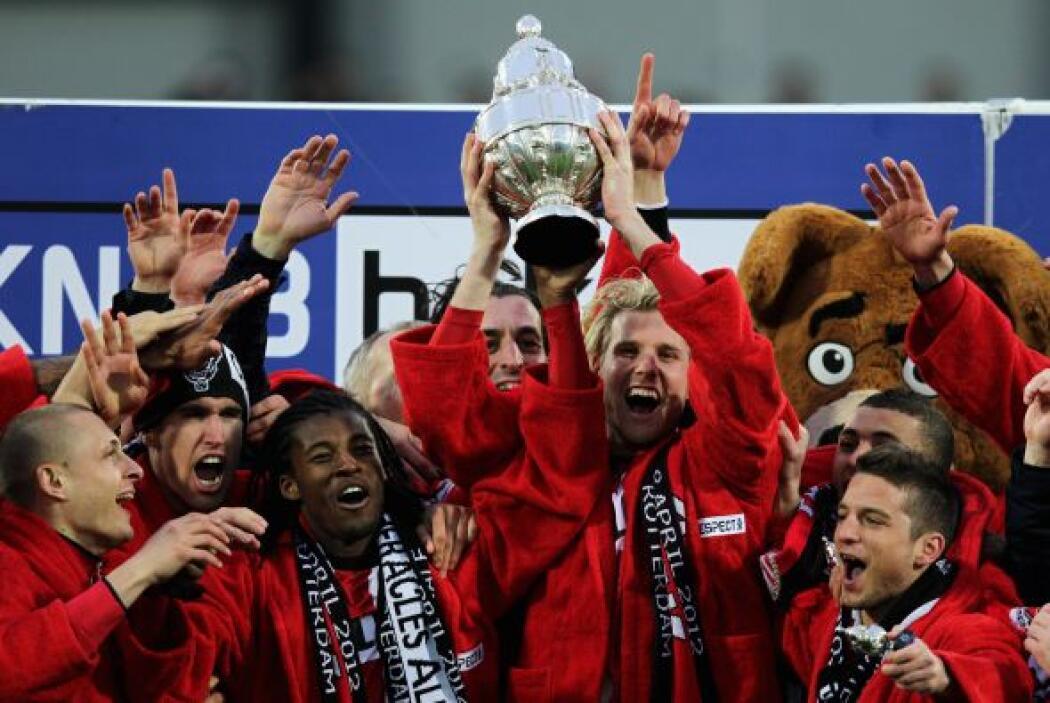 La Copa de Holanda se quedó en manos del PSV Eindhoven, que luego de ven...