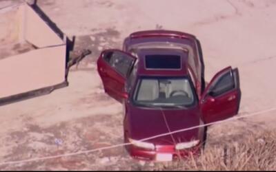 Un niño de dos años de edad y un presunto pandillero mueren tras tiroteo...
