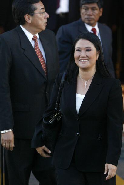 En el debate, Fujimori detalló que alentaría las inversiones para genera...