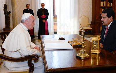 Intervención del Papa Francisco en Venezuela no interrumpe juicio políti...
