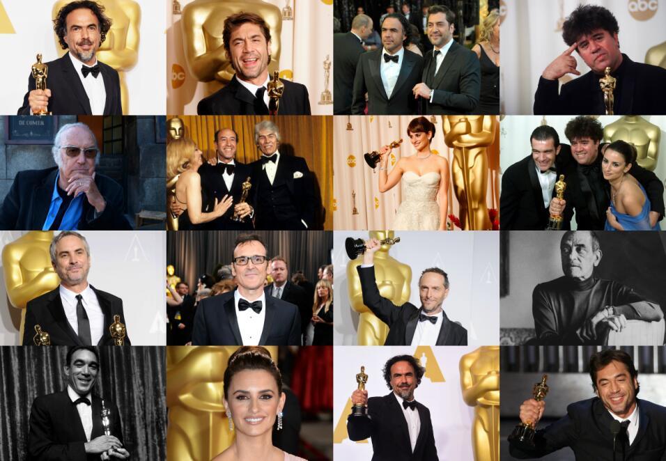 Predicciones del Oscar: quién ganará y quién debería ganar  Collage%20La...