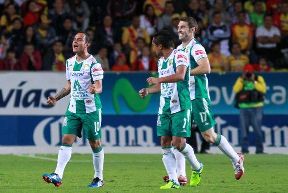 Luis Montes.- Anotó probablemente el gol más bonito del fi...