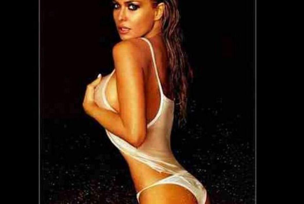 Este maravilloso cuerpo es nada más y nada menos que de Carmen Electra....