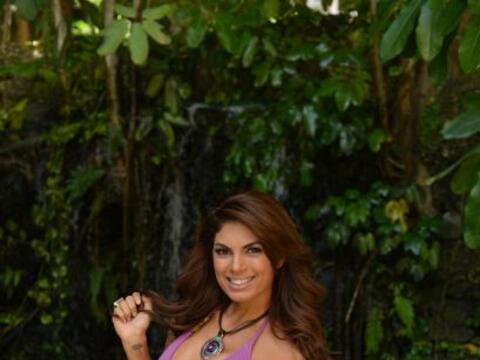 Maritza Hernández además de bella es una mujer inteligente...