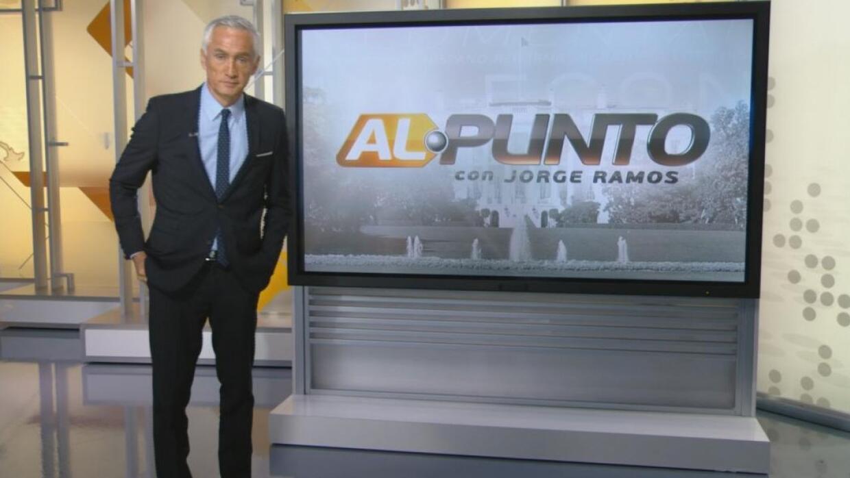 """Ponte Al Día con Jorge Ramos: """"mi deber es hacer preguntas"""""""
