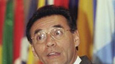 El ex presidente Jamil Mahuad vive exilidado en Estados Unidos.