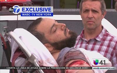 Residentes de Nueva Jersey relatan cómo fue la captura de Ahmad Kahan Ra...