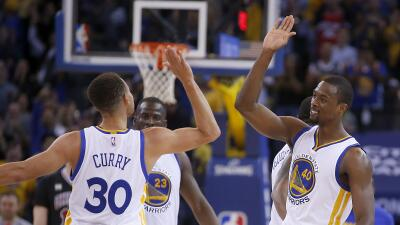 Warriors de Golden State no creen en nadie