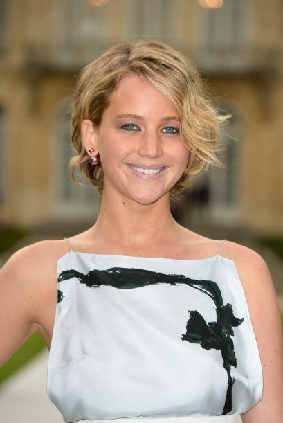 Jennifer Lawrence no se queda atrás y cierra con broche de oro la...