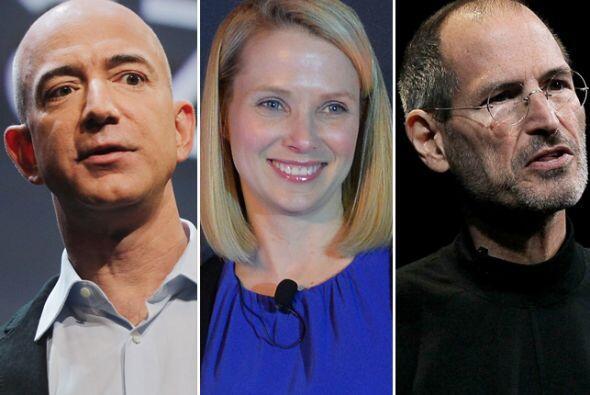 ¿Qué tienen en común CEOs de tanto renombre como Jeff Bezos, Marissa May...