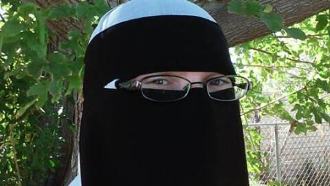 Mujer transgénero musulmana