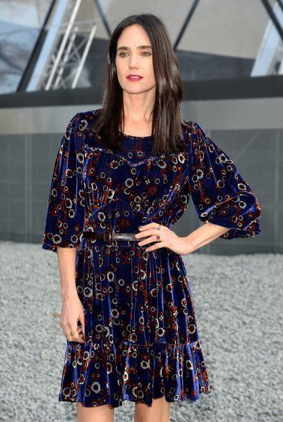Jennifer siempre se ha caracterizado por su sencillez y elegancia.