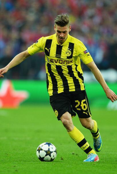 Lukasz Piszczek   Borussia Dortmund   Lateral derecho polaco que estaría...