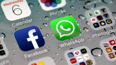 En un minuto: Whatsapp compartirá con Facebook el número de teléfono de...