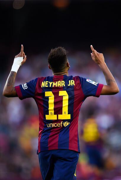 NEYMAR  - BARCELONA  El Real Madrid tampoco podía quedar fuera de este i...