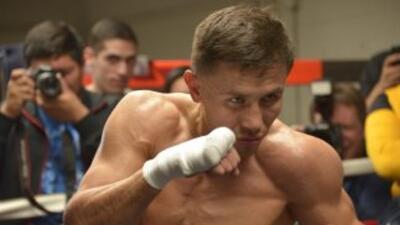 Gennady Golovkin estaría dispuesto a pelear en 154 contra Mayweather.