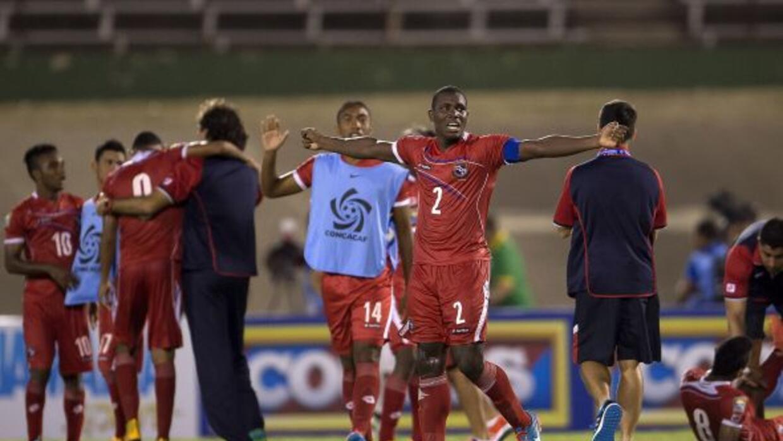 Con el triunfo, Panamá ligó su segunda victoria en el Premundial.