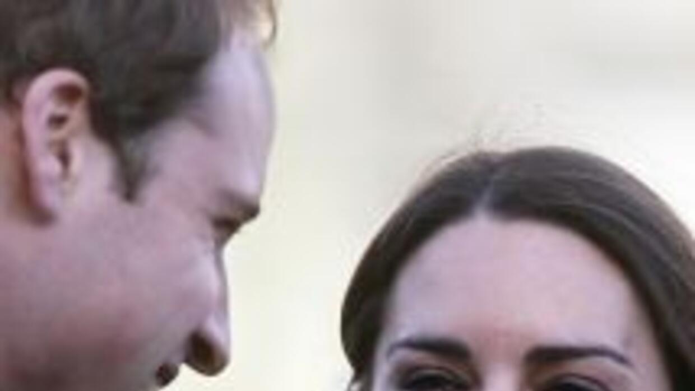 El Príncipe Guillermo y Catherine Middleton